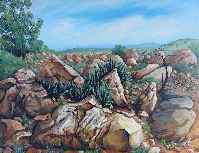 Magaliesberg South Africa